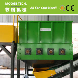High quality plastic bottles bale breaker machine for sale pictures & photos
