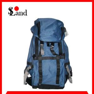Skiing Blue Hiking Bag Shoulder Backpack pictures & photos