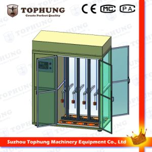 Eight Station Verticle Torsion Testing Machine with Ce pictures & photos