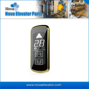 Touch Elevator Lop with LCD Display and Touch Push Button pictures & photos