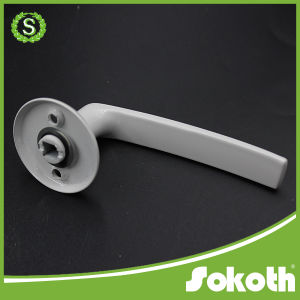 Russian Market Aluminum Alloy Door Handle for Bedroom pictures & photos