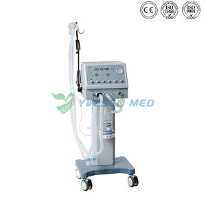 Ysav50A Medical Equipment Mobile Portable Oxygen Breathing Machine pictures & photos