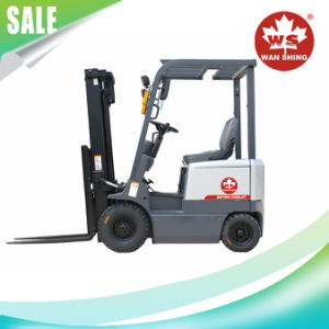 AC Motor Curtis Control 2t/2000kg Electric Forklift Truck Fb20 pictures & photos