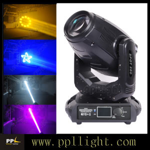 3in1 Effect 280W Beam, Wash & Spot Moving Head Light pictures & photos