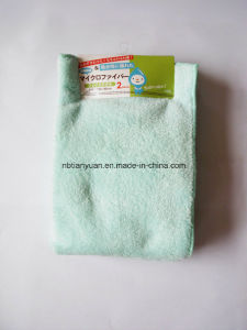 High Quality Soft Microfiber Cleaning Cloth for Car