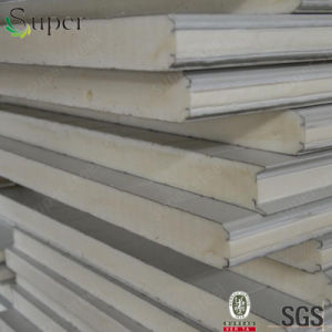 Cheap Price PU Sandwich Panel for Wall Made in China pictures & photos