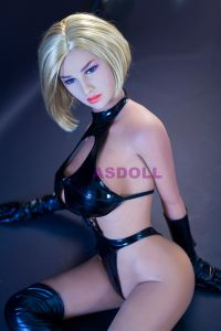 TPE Realistic 158cm Sex Doll with Matel Skeleton Solid Love Doll Real Touch Feeling pictures & photos