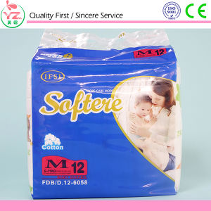 2017 Disposable Baby Diaper Price Manufacturer pictures & photos