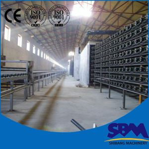 China Low Price Gypsum Board Manufacturing Machine pictures & photos