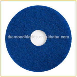 Abrasive Scrubbing Floor Pads for Cleaning Concrete Floor pictures & photos