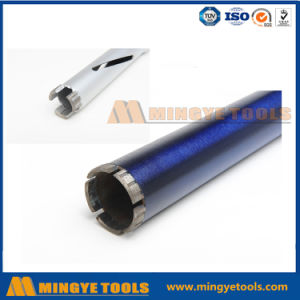 Silver Welded Granite Diamond Core Drill Bit for Stone pictures & photos