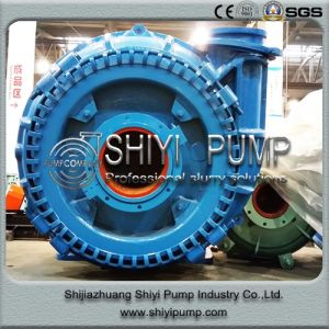 Single Casing Heavy Duty Centrifugal Gravel Slurry Pump pictures & photos
