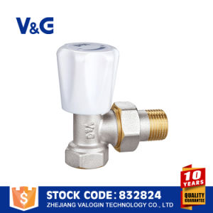 Brass Radiator Valve with Handle pictures & photos