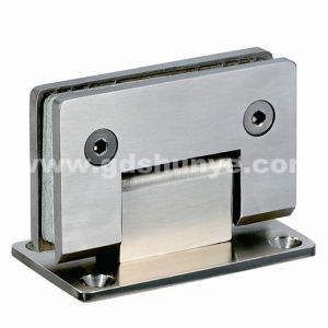 Stainless Steel Shower Door Hinge for Glass Door (SH-0321)
