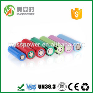 New Design 18650 25.9V Rechargeable Lithium Battery Pack pictures & photos
