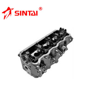 High Quality Cylinder Head for VW 038 1033 51b Jetta/1.9d pictures & photos