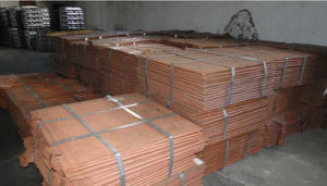 Copper Cathode for Sale /High Grade 99.99% High Quality pictures & photos