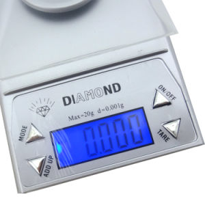 50g 0.001g Digital Pocket Weighing Scale pictures & photos