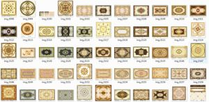 Euro Design Patterns Micro Crystal Marble Stone Floor Tiles pictures & photos