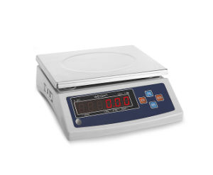 Electronic Weighing Platform Scale with RS232 Interface pictures & photos