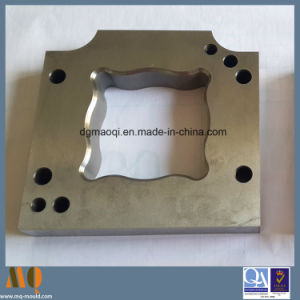 OEM High Quality EDM Cutting Mould Parts Wire Burn Mold Components (MQ2155) pictures & photos