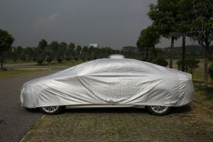 New Motorcycle Accessories--Automatic Car Cover with APP and Solar