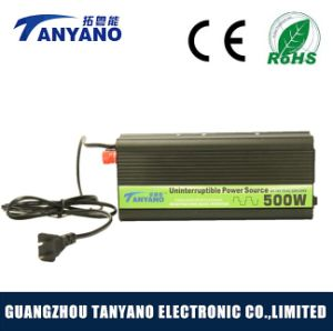 12V 220V UPS Inverter with Battery Charger DC to AC Power Inverter pictures & photos