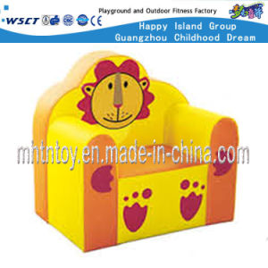 Children Furniture Leo Type Chair Leather Sofa (HF-09803) pictures & photos