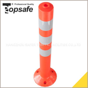 PU Warning Flexible Post/Warning Post (S-1403) pictures & photos
