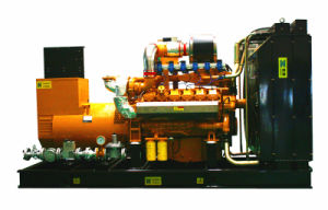 400kw Natural Gas Generator with German Origin Control Unit System pictures & photos