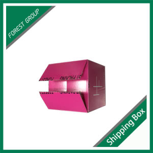 Car Spare Parts Color Corrugated Packing Box pictures & photos