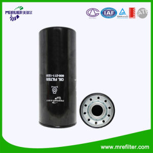 Top Quality Oil Filter for Komatsu Series (600-211-1231) pictures & photos