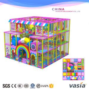 Vasia Attractive Soft Play Kids Indoor Playground pictures & photos