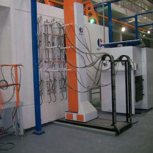 Powder Coating Booth pictures & photos