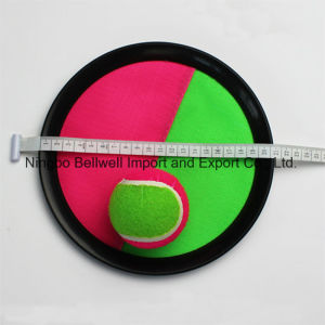 OEM Logo Round Shape Catch Ball Set pictures & photos