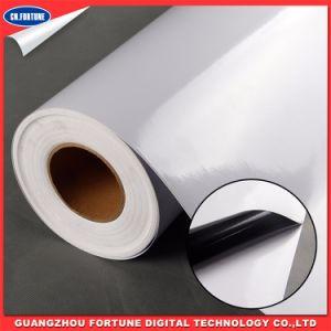 Printable Media Black Glue PVC Self Adhesive Vinyl pictures & photos