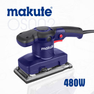 Makute Sander 480W with Electric (OS002) pictures & photos