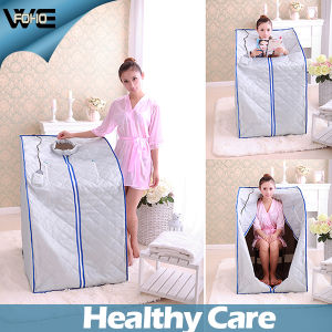 Portable Home Indoor Folding Detox Garden Steam Sauna Room pictures & photos