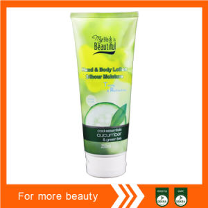 Factory Auto-Filling Cucumber Hand & Body Lotion pictures & photos