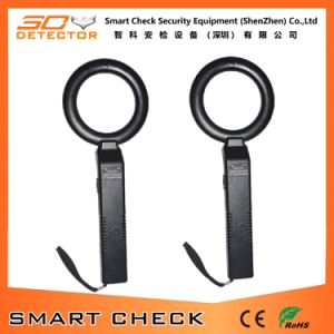 MD300 Good Quality Handheld Metal Detector Body Scanner pictures & photos