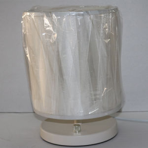 Decorative Stainless Steel Bedside Table/Desk Lamp pictures & photos