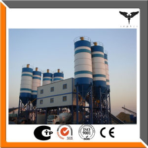Supply Competitive Price Bolted Cement Silo Concrete Batching Plant pictures & photos
