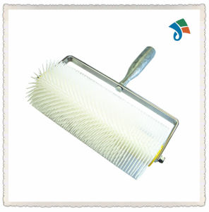 Aluminium Handle for Epoxy Coatings Spiked Roller pictures & photos