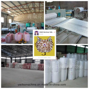 Ybpe Air Bubble Film Extruder (600mm 800mm) Made in China pictures & photos