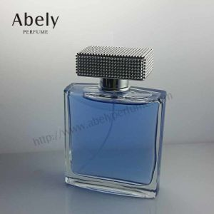 60ml Rectangle Shaped Graceful Empty Glass Perfume Bottle pictures & photos