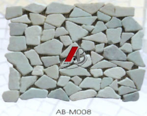 Mosaic Tile Made of Natural Quartzites pictures & photos