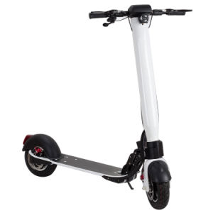 Smartek Hot Sale E-Bike Folding Smart Scooter -10 Inch Wheel Size with LED Light Standing Smart Electric Scooter Patinete Electrico- 45km/H S-005-1 pictures & photos