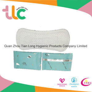 China OEM Manufacture High Absorbency Female Sanitary Napkin
