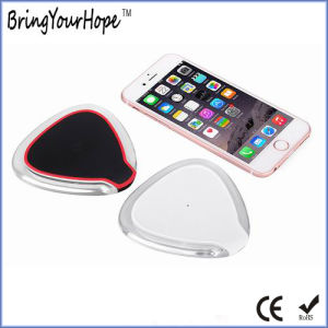 Triangle Crystal Slim Wireless Charger for Smart Phone (XH-PB-214) pictures & photos