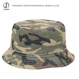 Cotton Bucket Hat Cotton Fishing Hat Fisherman Hat Bucket Fisherman Hat Leisure Hat Pigment Dyed Washed Hat pictures & photos